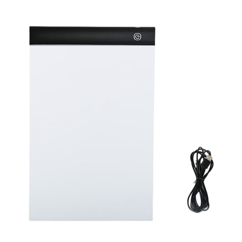 Ultra Thin A4 LED Image Tablet Drawing Tablet Drawing Board Light Box Tracing Table Pad Diamond Painting Tools