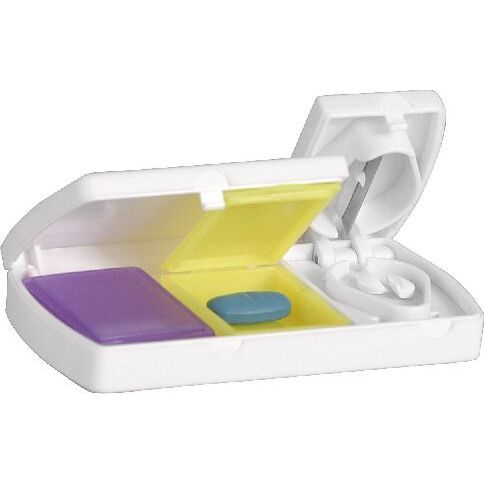 Pillbox With Compartments 148781