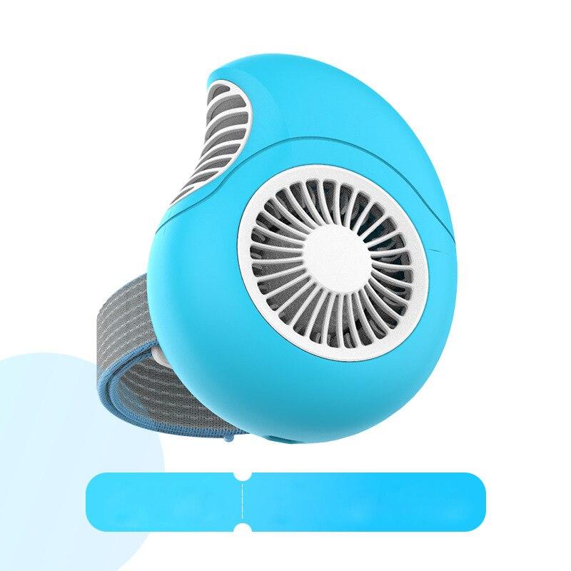 Mode Usb petit ventilateur pratique mini sans feuilles portable portable étudiant charge portable bureau nouveau ITAS6611A - 6