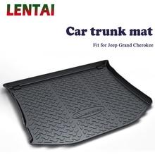 цена на EALEN 1PC Car rear trunk Cargo mat For Jeep Grand Cherokee WK2 2019 2018 2012 2013 -2017 Waterproof Anti-slip Mat accessories