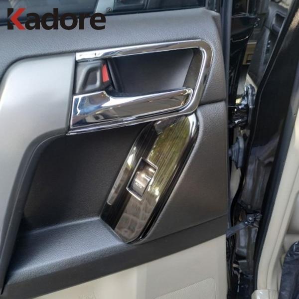Para Toyota Land Cruiser Prado FJ 150 2014 2015 2016 Car Styling ABS - Peças auto - Foto 3