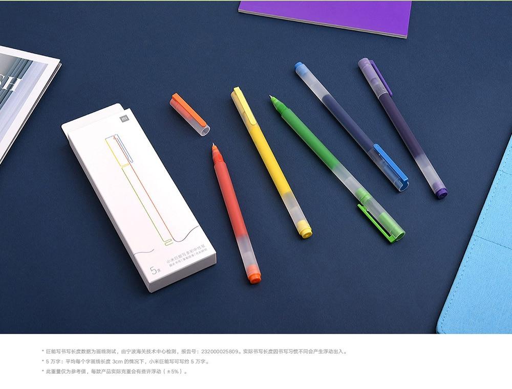 Xiaomi High-Capacity Ink Pen Colorful Version (14)
