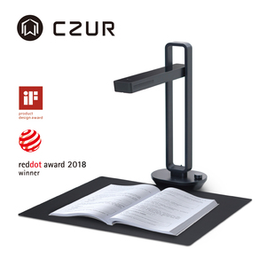 Image 1 - CZUR  Book Scanner Aura Pro Portable Document Scanner 14MP Max A3 Size with Smart OCR Led Table Desk Lamp for Family Home Office