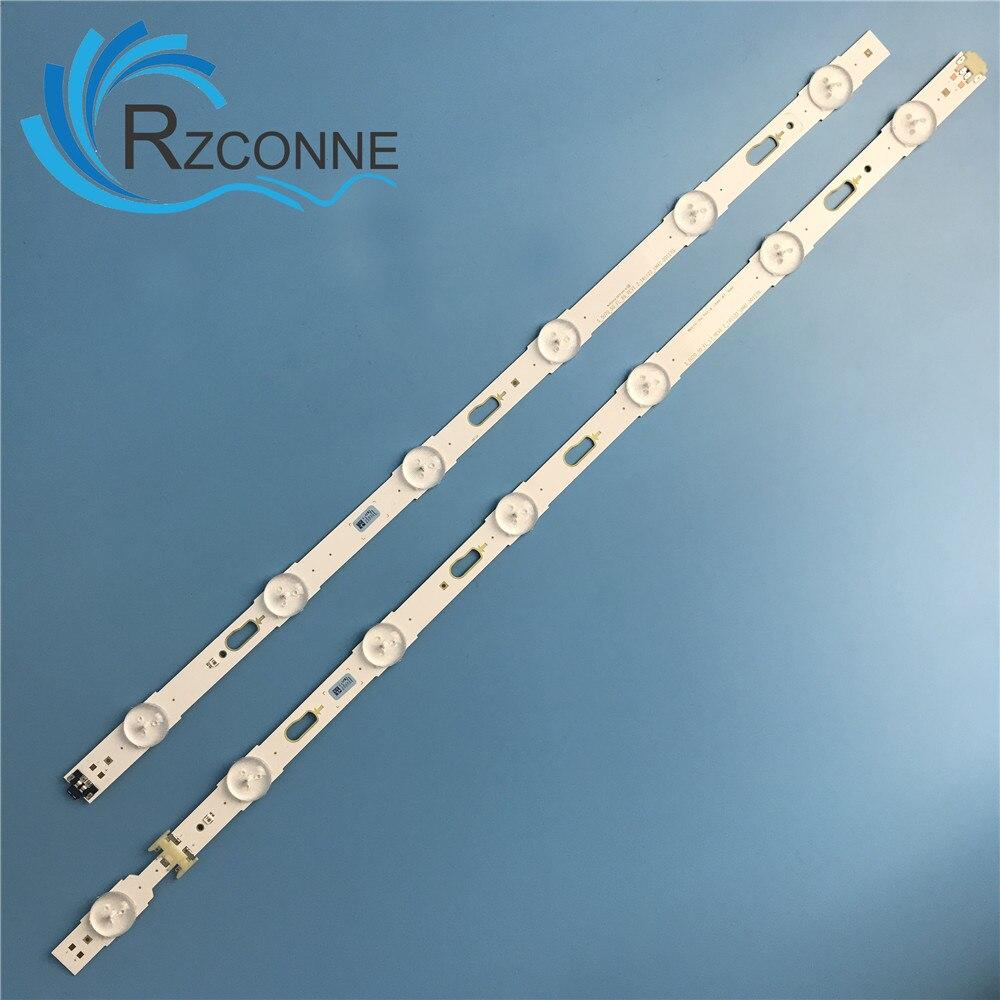 Светодиодная подсветка полосы 13 лампа для Samsung 50 изогнутый телевизор S_5U70_50_FL LM41-001178G LM41-001178H LM41-00120V UN50MU6070