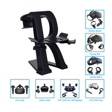 For Oculus Quest2/Oculus RIft S Equipment Headset Helmet Only Show VR Accessories Holder Throne