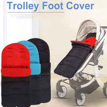 CYSINCOS Winter Baby Toddler Universal Cosy Toes Apron Liner Buggy Pram Stroller Sleeping Bags Windproof Warm Thick Cotton Pad