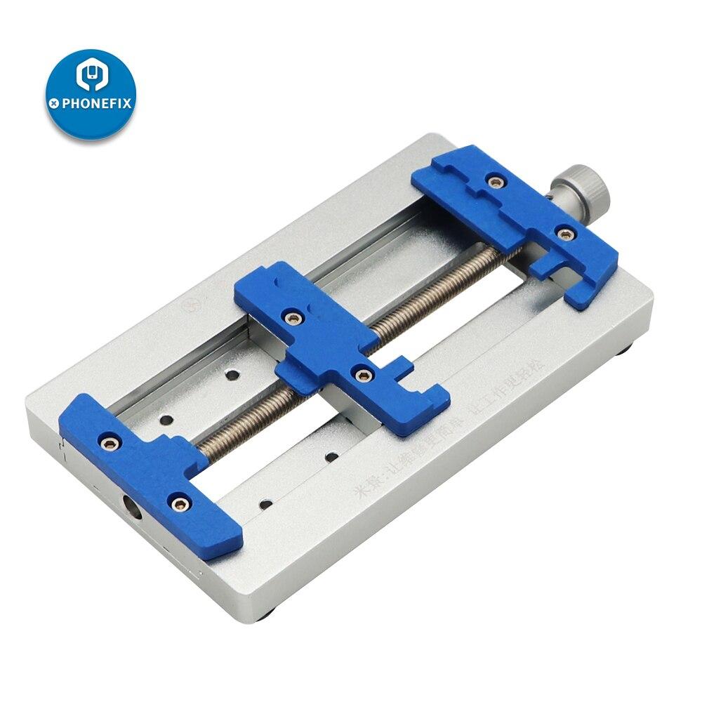 PHONEFIX MJ K22 Univeral Motherboard PCB Repair Holder PCB Soldering Repair Fixture For Mobile Phone Repair