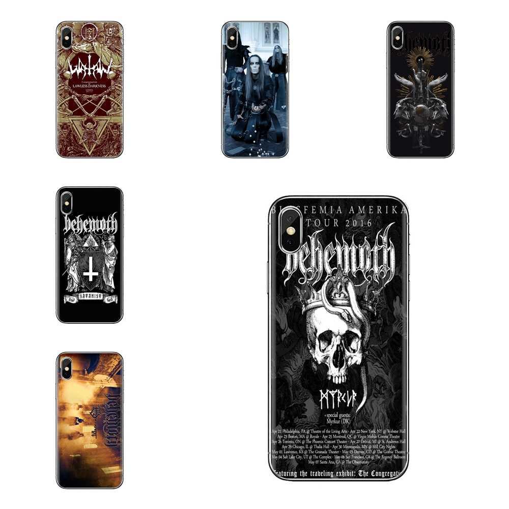 TPU transparente Caso Saco gigante cartaz Banda Águia da Polónia Para O iPod Touch Da Apple iPhone 4 4S 5 5S SE 5C 7 6 6S 8 X XR XS Mais MAX
