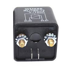 12V/24V démarreur de voiture interrupteur marche/arrêt Double batterie isolateur voiture démarreur relais Double batterie relais d'isolement