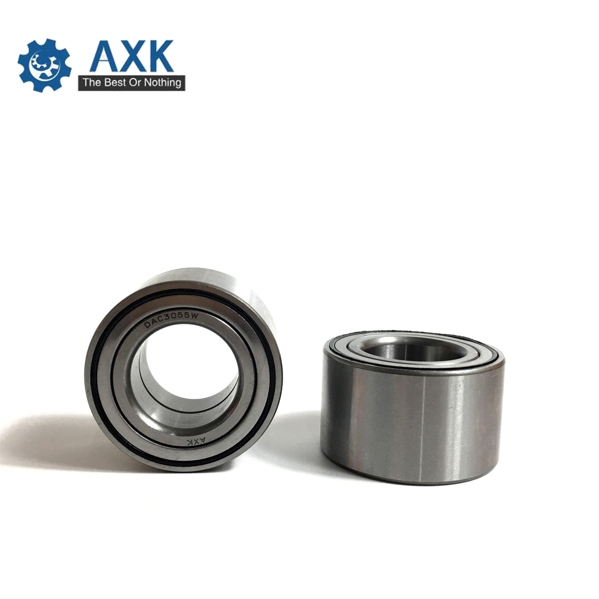 AXK  DAC3055W Bearings  Dac30550032 30x55x32mm Dac3055 Atv Utv Car Bearing Auto Wheel Hub Bearing Atv Wheel Bearing