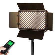 Viltrox VL S192T 50W LED Light Panel Lamp Studio Video Light Bi color Wireless Remote Control for camera photo shooting