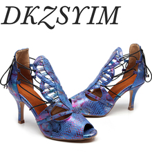 modern dance sneakers for women ladies soft bottom square heel jazz dancing boots middle heels 4cm autumn winter fitness shoes DKZSYIM Hot Sale Jazz Dance Salsa Ballroom Women Latin Dance Shoes Dancing Women Blue Heel Pu Shoes Boots heels 6/7.5/8.5/9/10cm