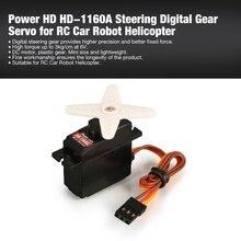 Power HD HD-1160A 3kg Steering Torque Digital Plastic Gear Mini Servo for RC Car Buggy Robot