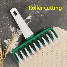 Knife Roller Dough-Cutter Kitchen-Tools Pasta Instant-Noodles-Maker Plastic 1pcs Dockers