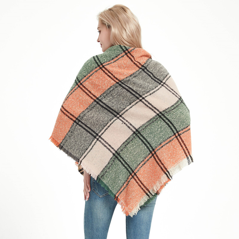 2020 Designer Triangle Scarf For Women luxury Brand palid Shawl Scarves warm neck Blanket lady bandana pashmina Cashmere