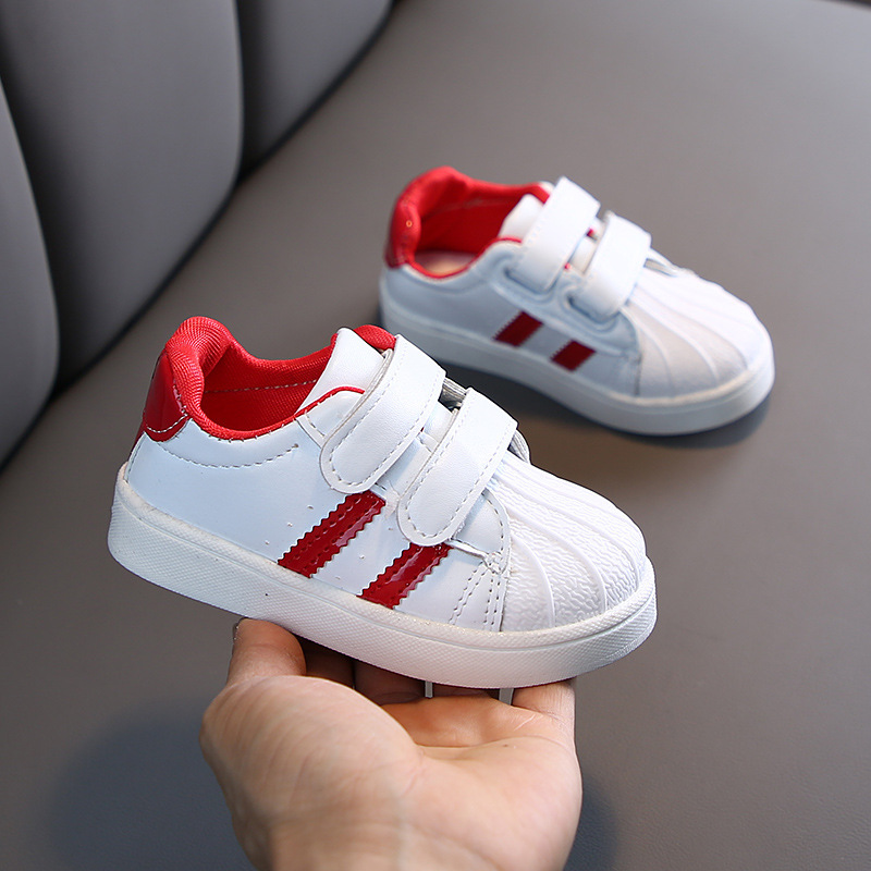Boys Sneakers for Kids Shoes Baby Girls Toddler Shoes Fashion Casual Lightweight Breathable Soft Sport Running Children's Shoes 3