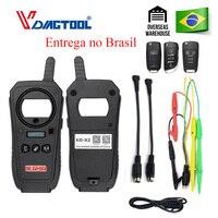 Vdiagtool KEYDIY KD X2 Car Key Garage Door Remote kd x2 Generater/Chip Reader/Frequency with 96bit 48 Transponder Copy Function