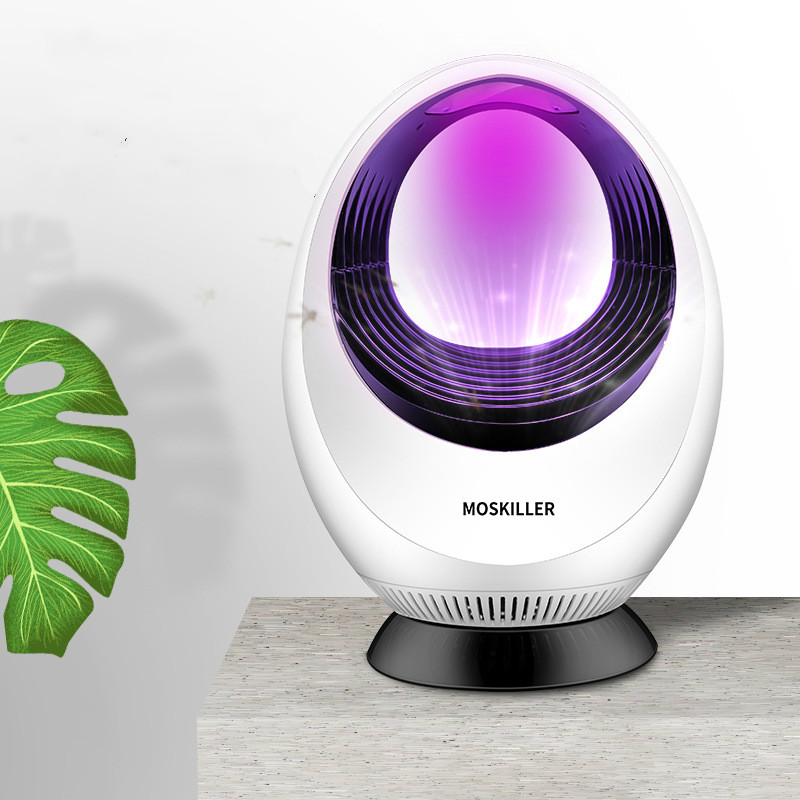 Mosquito Killer Lamp, Anti-Mosquito Fly Inhaler Insect Light Anti-Radiation Garden Outdoor Restaurant Mute Light Insect Killer