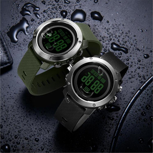 Image 5 - Youpin ALIFIT Digital Watches Multifunctional Outdoor Waterproof Noctilucent Display Calender Alarm Countdown Sports Watch