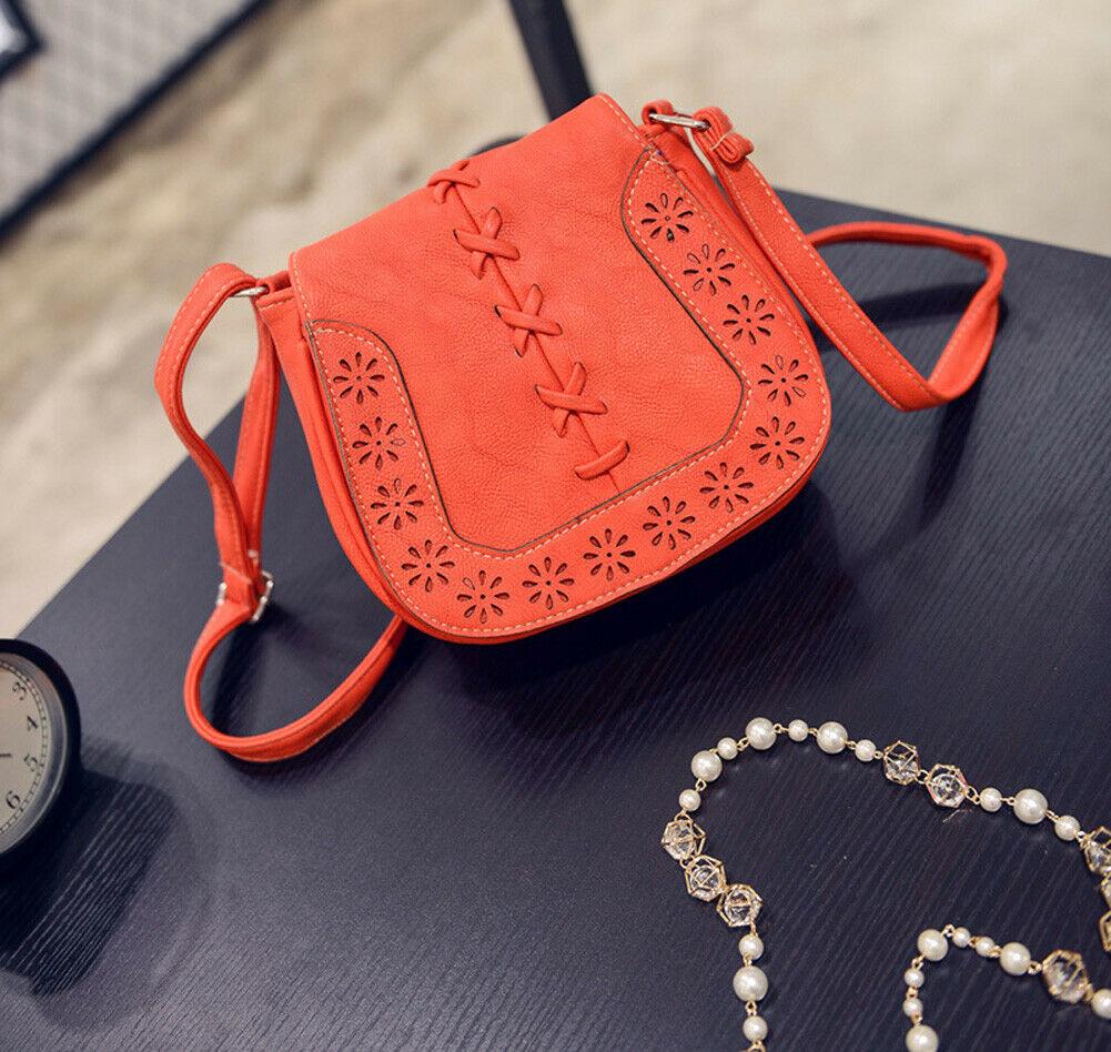 Women Messenger Bags New Brand 2020 Vintage Women Crossbody Bags For Women Small PU Leather Handbags Bolsa Feminina
