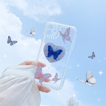 Cute 3D Butterfly Phone Case for Iphone