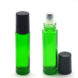 Image 5 - 5Pcs/Lot Essential Oil Roller Bottles 1ml 2ml 3ml 5ml 10ml Sample Test Roller Essential Oil Vials with Stainless Steel