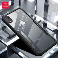 Für iPhone XS Max Fall, Xundd Airbag Fall Stoßfest Telefon Fall Schutz Transparent Shell Für iPhone XSMax Fällen