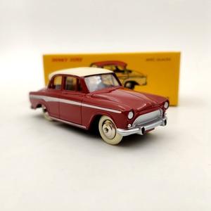 Image 2 - DeAgostini 1:43 Dinky toys 544 Simca Aronde P60 Red Diecast Modelli di Raccolta