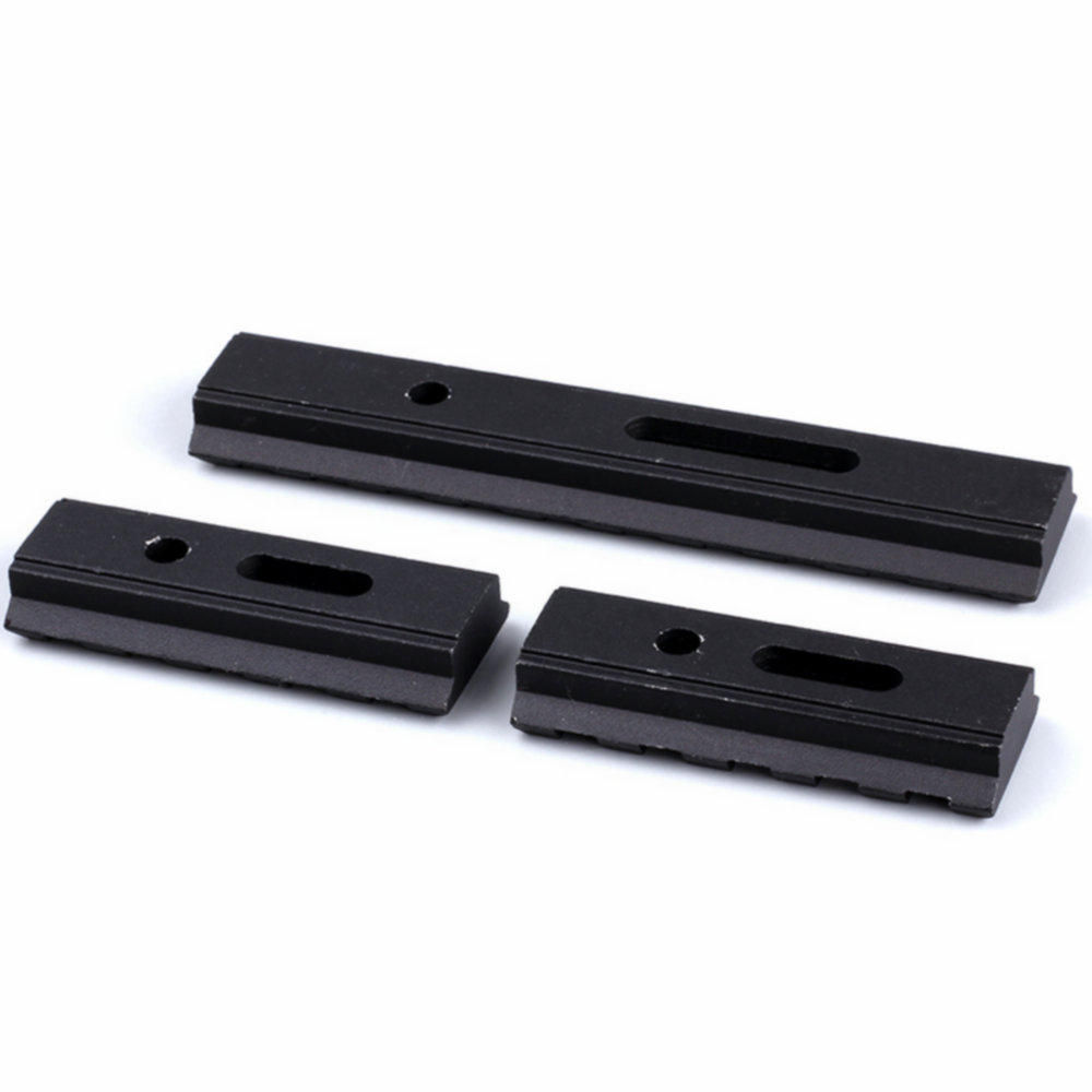 Tactical Ohhunt Pack of 3 pcs AR 15 Rifle Accessory Unity Multi Purpose Picatinny Rail Mount Set For Handguards image