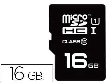 MEMORY SDHC MICRO EMTEC FLASH GB 16 GB CLASS 4