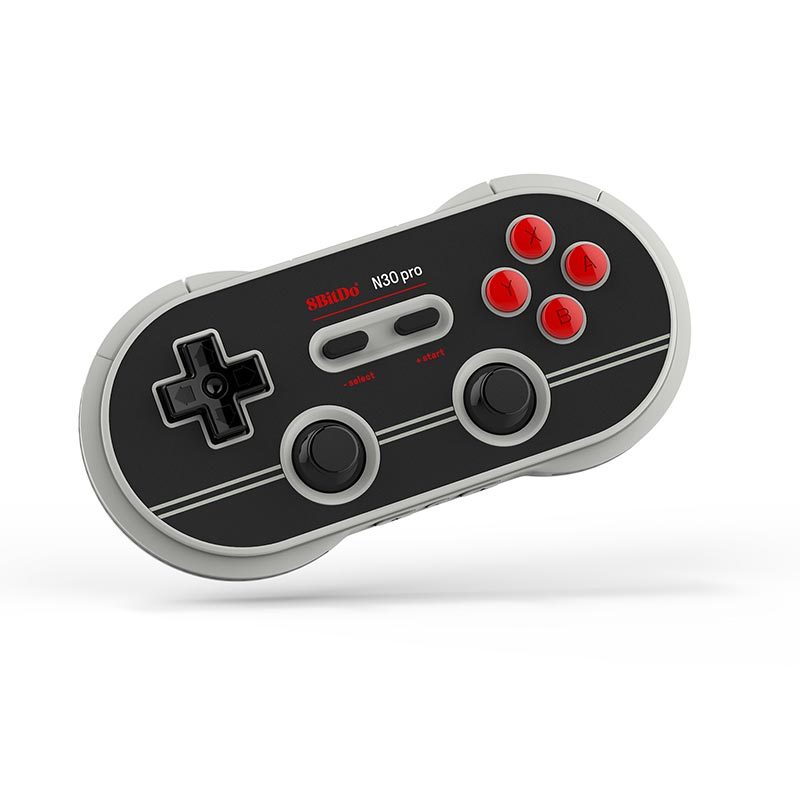 8Bitdo N30Pro2 Bluetooth Gamepad Wireless Bluetooth Game Controller For NS Computer Mobile Phone