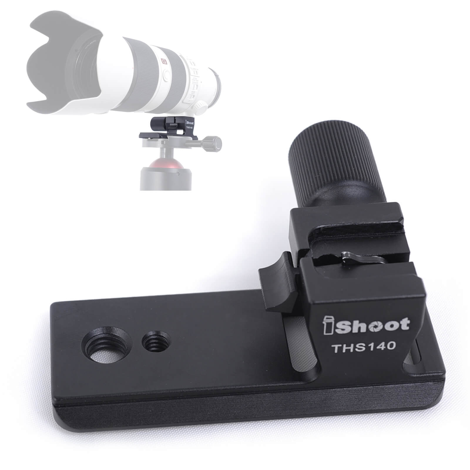 JINGZ Universal Three Feet Monopod Stand Base for Camera Camcorder Durable
