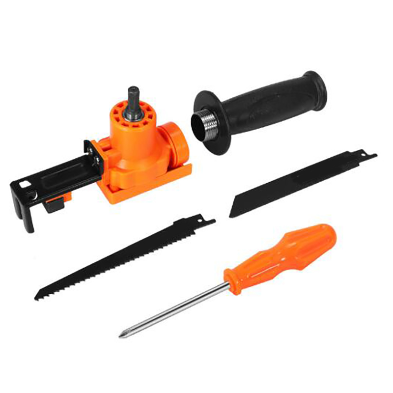 Power Tool Accessories Reciprocating Saw Household Adjustable Electric Drill Portable Cutting Wood Adapter DIY