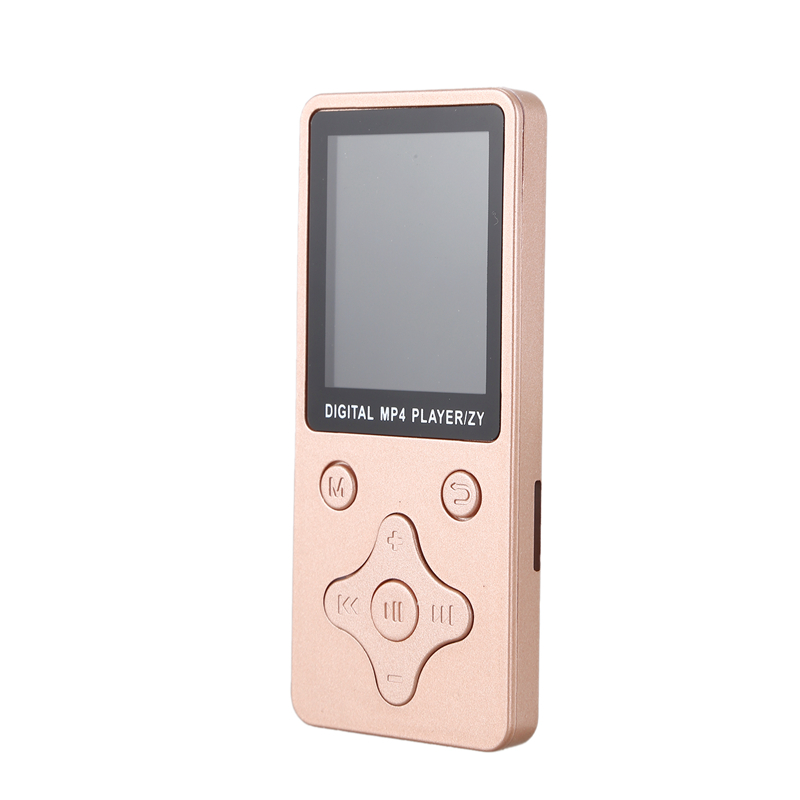 Mini Mp3 Player With Built In Speaker High Quality Portable MP3 Lossless Sound Music Player FM Recorder MP3 Player 2