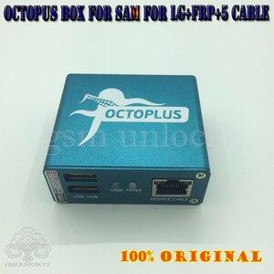 Image 2 - Gsmjustoncct polvo caixa/octoplus caixa + frp actived + ativado completo para lg para sam + 5 cabos incluindo optimus cabo