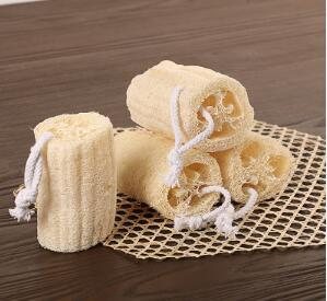 Handmade natural loofah brush, washing pot brush, dish towel, dish brush, non-harm pot, non-stick oil, brush pot artifact 5