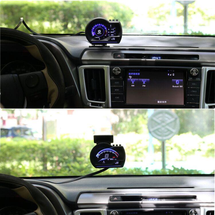 Vjoycar V60 Head Up Dispaly OBD GPS HUD Gauge