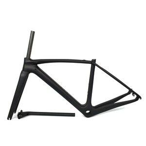 Image 1 - THRUST Road Bicycle Bike Carbon Frame XXS XS S M L Carbon Road Frame China BSA BB30 PF30 T1000 Carbon Bike Frame 2 year Warranty