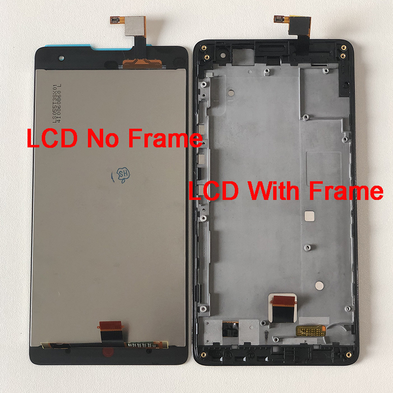 Image 5 - For ZTE Nubia Z7 Max NX505J Axisinternational LCD Display Screen+Touch Panel Digitizer With Frame For ZTE Z7 Max Touch Screen-in Mobile Phone LCD Screens from Cellphones & Telecommunications