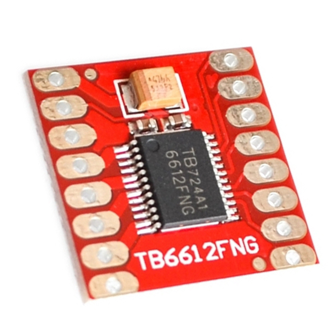 1/5Pcs TB6612FNG Dual Motor Driver Module For Arduino Two-Wheeled Microcontroller