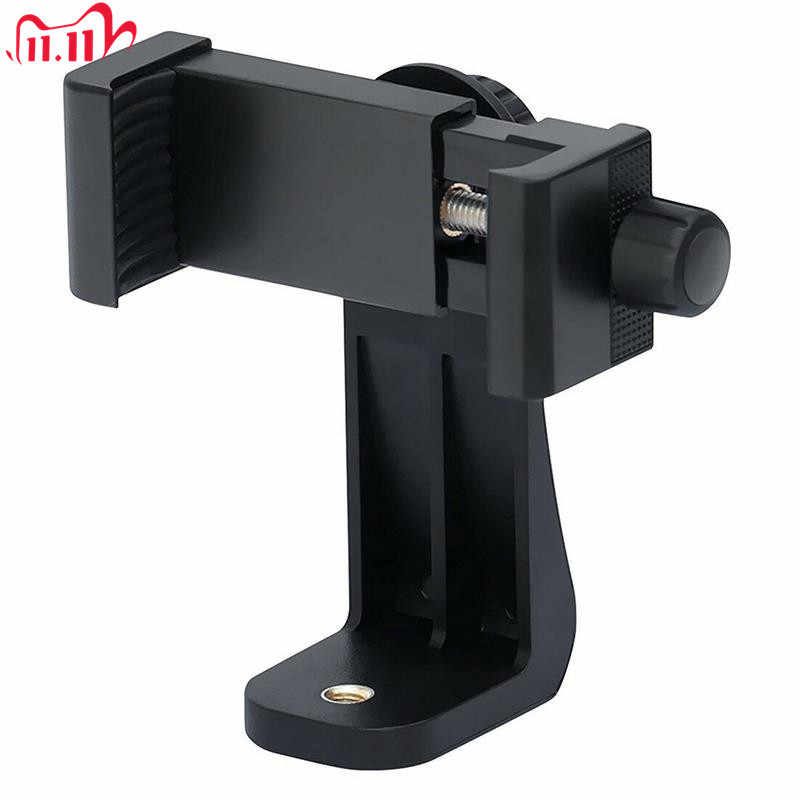 Adaptateur universel de support de trépied de Smartphone, adaptateur de support de téléphone portable pour téléphones mobiles iphone samsung