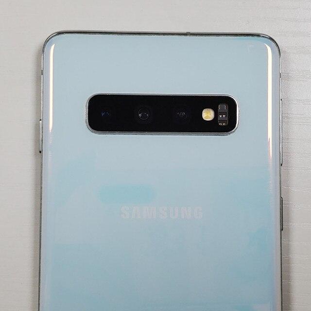 "Original Samsung Galaxy S10 Duos G973FD【98% New】G973F/DS Dual Sim Global Version 6.1"" 8GB RAM 128GB ROM Exynos 4G LTE Cell Phone 5"