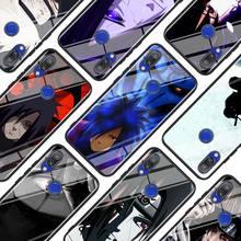 Naruto Kakashi Cartoon Role for Xiaomi Redmi Note 8 7 6 5 4X 4 K20 Pro 7A 6A 6 S2 5A Plus Super Bright Black Phone Case naruto kakashi cartoon role for xiaomi redmi note 8 7 6 5 4x 4 k20 pro 7a 6a 6 s2 5a plus super bright black phone case