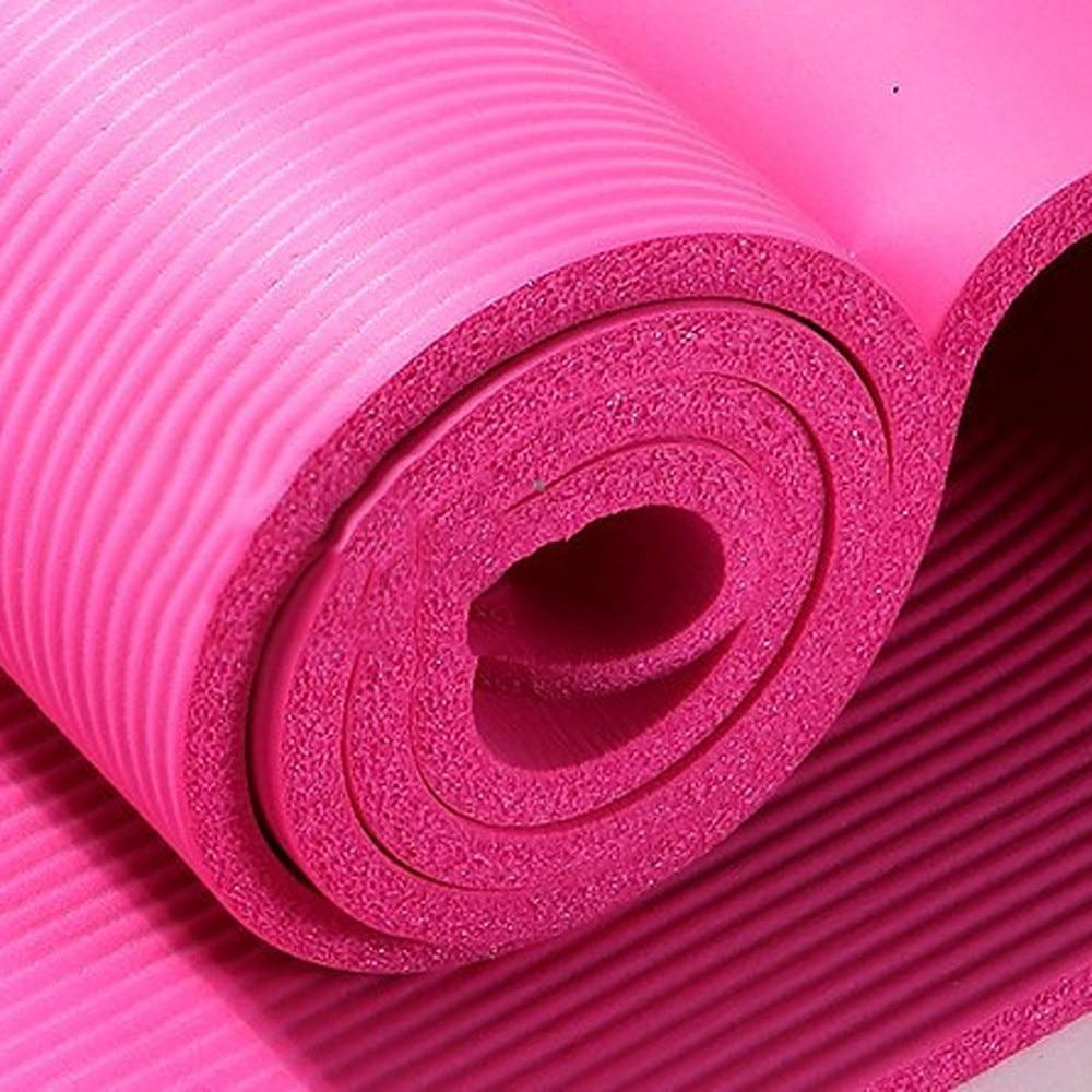 1567440348345_183 x 61 x 1cm NBR Multifunction Yoga Mat 10mm Anti-skid Yoga Mat Nonslip (25)