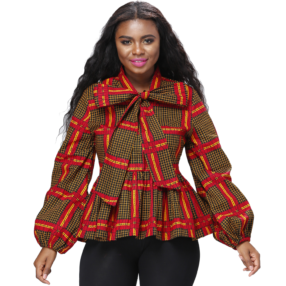 African Clothes For Women Autumn Winter Clothes African Jacket Ankara Print Jacket Fashion Coat African Traditional Clothing