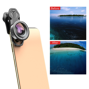 Image 2 - Apexel HD 170 lente de videocámara Super gran angular para lente Dual lente única iPhone,Pixel,Samsung Galaxy todos los teléfonos inteligentes para xiaomi