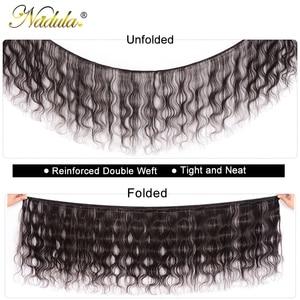 Image 2 - Nadula Hair 1Bundle Brazilian Body Wave Hair Weaving Natural Color Brazilian Hair Weave Bundles 100% Remy Human Hair Extensions