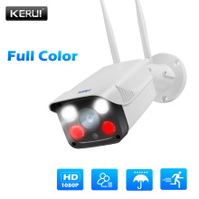 KERUI Ip-Camera Wifi Night-Vision Security Waterproof Full-Hd Surveillance Wireless 1080P