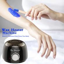 Wax heater Dipping pot waxing kit Hair Removal wax Melt machine Hot Depilatory Wax For depilation Body SPA Paraffin Kit Epilator