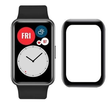 Dla Huawei Watch Fit 3D Screen Protector z miękką osłoną ochronną pełny ekran Protector Case dla Huawei Watch Fit Honor Watch tanie i dobre opinie centechia CN (pochodzenie) Folie ochronne na ekran Other Adult Zgodna ze wszystkimi screen replacement support